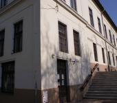 A Balassagyarmati Törvényszék B épületrésze